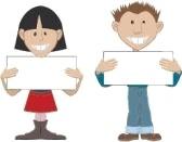 654245-2-persone-con-cartelli-bianco-qualunque-luogo-che-ti-piace-di-consigli-di-amministrazione