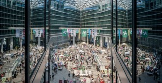 Panoramica expo startup