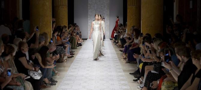 1. Fashion show